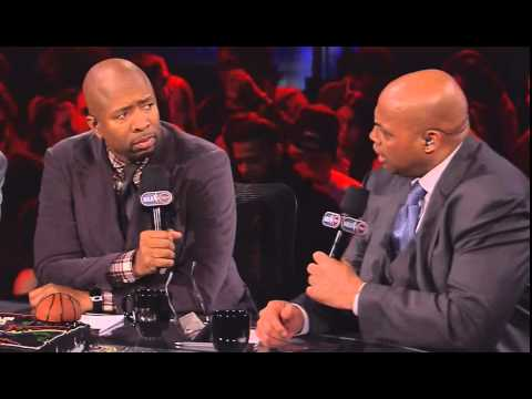 Charles Barkley curses on National TV when talking about Demarcus Cousins