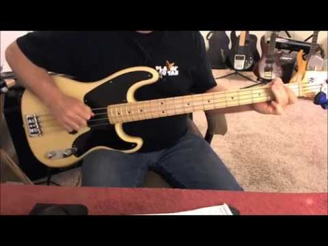 Tom Petty - Free Falling - Bass Cover