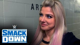 Alexa Bliss thrilled to stay with Nikki Cross: SmackDown Exclusive, Oct. 11, 2019