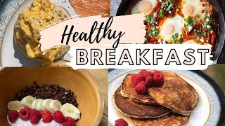 6 HEALTHY BREAKFAST IDEAS // Sweet & Savoury Recipes to KEEP HEALTHY // High Protein Breakfast ideas