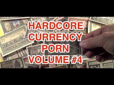 Hardcore Currency Porn - Volume #4 naughty Fräulein video