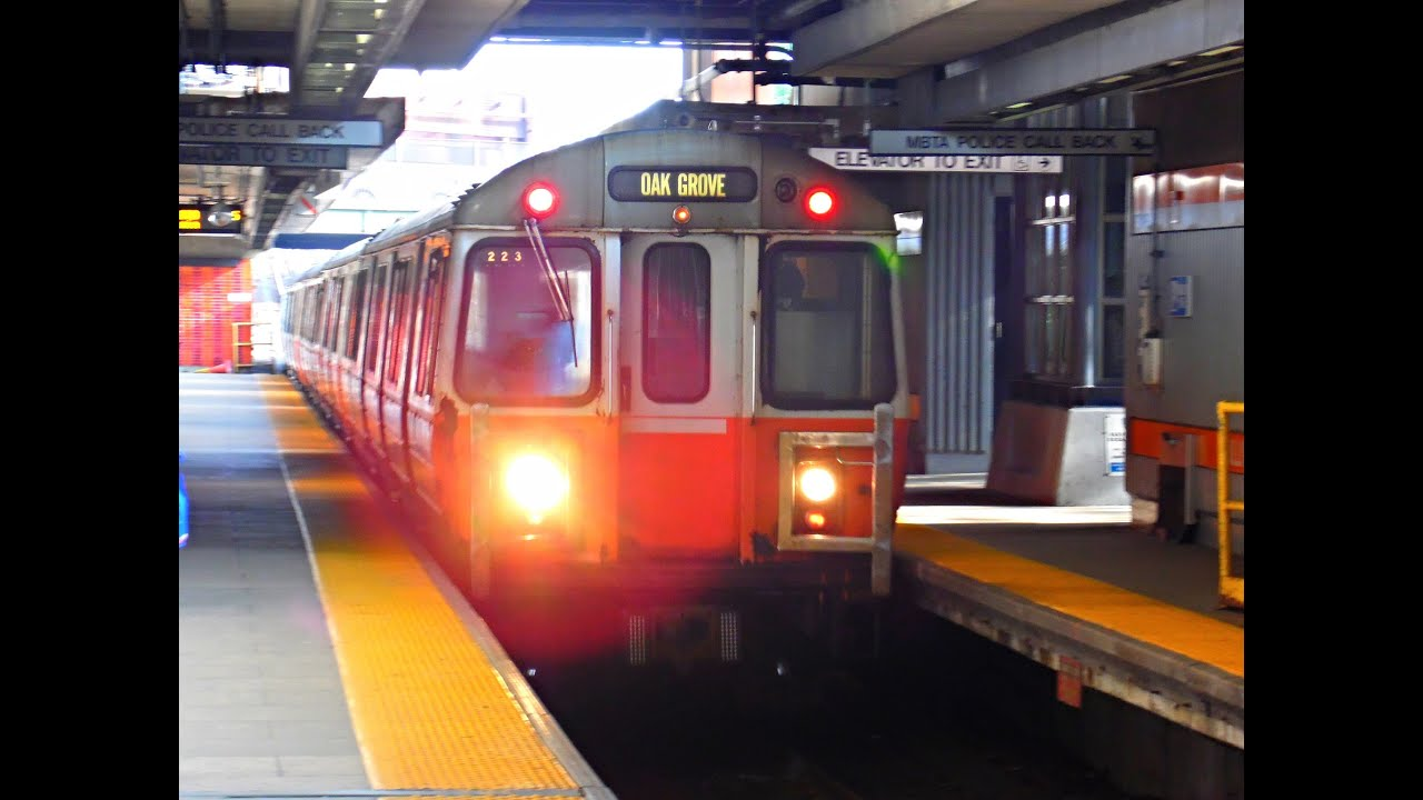 How to Ride the MBTA Subway in Massachusetts pictures