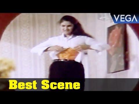Aboorva Sagothrigak Tamil Movie || Best Scene || Urvashi, K.R Vijaya thumbnail