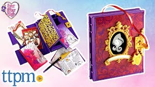 Ever After High Secret Hearts Diary from Mattel