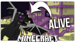 Minecraft | Get to The End City Dungeons Without Killing The Ender Dragon!