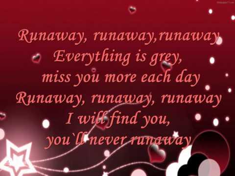 Akcent Runaway With Lyrics video