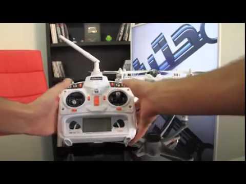 Walkera QR X350 طائرة يمكن ان تحلق على بعد 2 كيلومتر والعديد من المميزات   YouTube