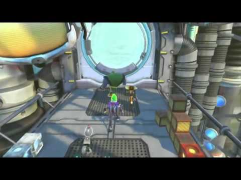 Ratchet & Clank - All 4 One Gameplay Trailer