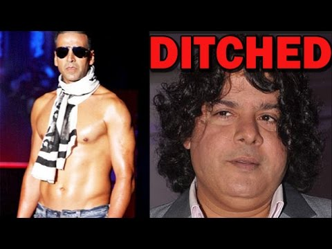 Akshay Kumar upset with Sajid Khan | Bollywood News
