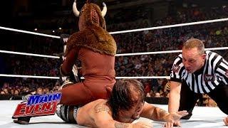 El Torito vs. Hornswoggle: WWE Main Event, April 22, 2014