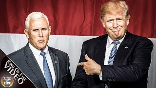 "Why Trump Thinks Mike Pence Is A ""Low Class Yokel"""