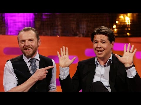 Simon Pegg on Tom Cruise's pranks - The Graham Norton Show: Series 17 Episode 6 Preview - BBC One