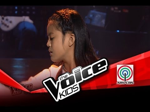 "The Voice Kids Philippines Blind Audition ""Power of Love"" by Giedie"