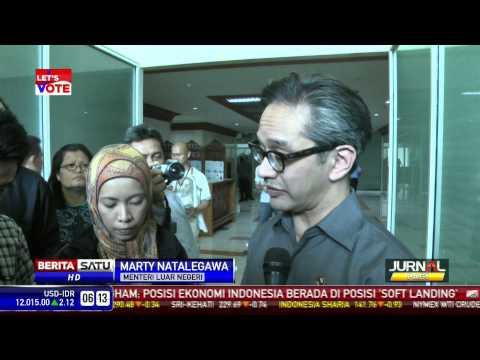 Menlu: Singapura dan Korsel Bantah Bantu Australia Sadap Indonesia