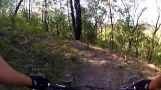 Knapsack Downhill MTB Trail