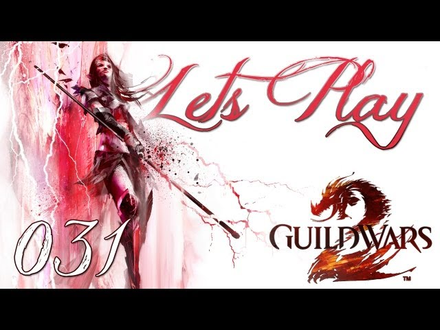 "Let's Play Guild Wars 2 - Beta Weekend #031 ""Sylvari Startgebiet"""