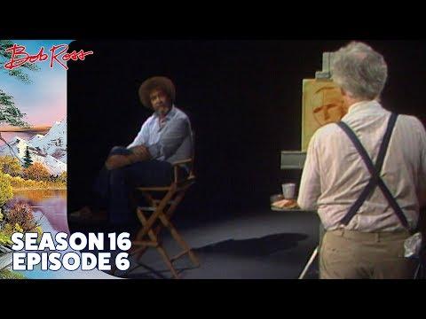 Bob Ross - Contemplative Lady (Season 16 Episode 6)
