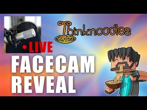Thinknoodles Face Cam VLOG Reveal Replay