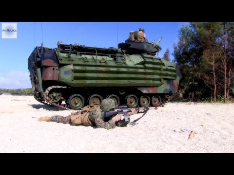 U.S. Marines - Beach Raid