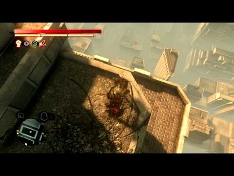 Prototype 2 all skins of James Heller and Alex Mercer
