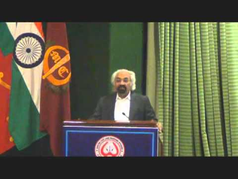 Talk by Dr Sam Pitroda 13 may 2015