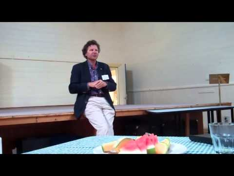 [26.01.13] Australia Day Breakfast at SpringDale - Simon McKeon (2 of 3)