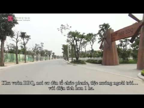 Vincom Village Giới thiệu dự án Vincom Village tại Long Biên của Vingroup