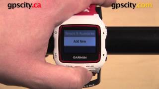 02. Garmin Forerunner 920XT: Quick Start with GPS City