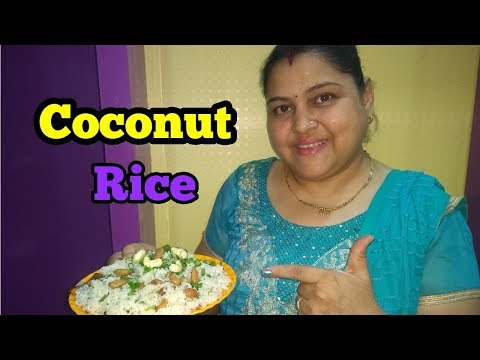 The Coconut Rice Recipe