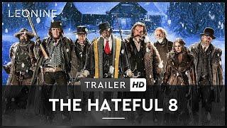 The Hateful 8 - Trailer (deutsch/german)