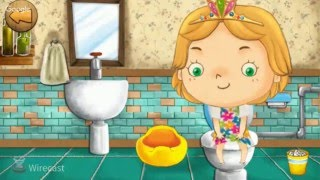 Princess Potty Training Video