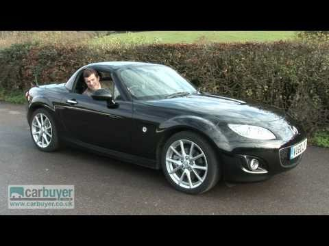 Mazda MX-5 roadster review - CarBuyer