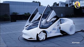 Awesome Crazy Cars of the Future