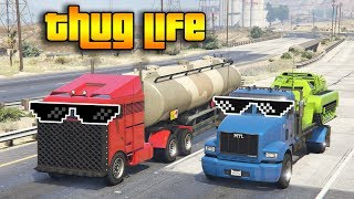 GTA 5 ONLINE : THUG LIFE AND FUNNY MOMENTS (WINS, STUNTS AND FAILS #67)