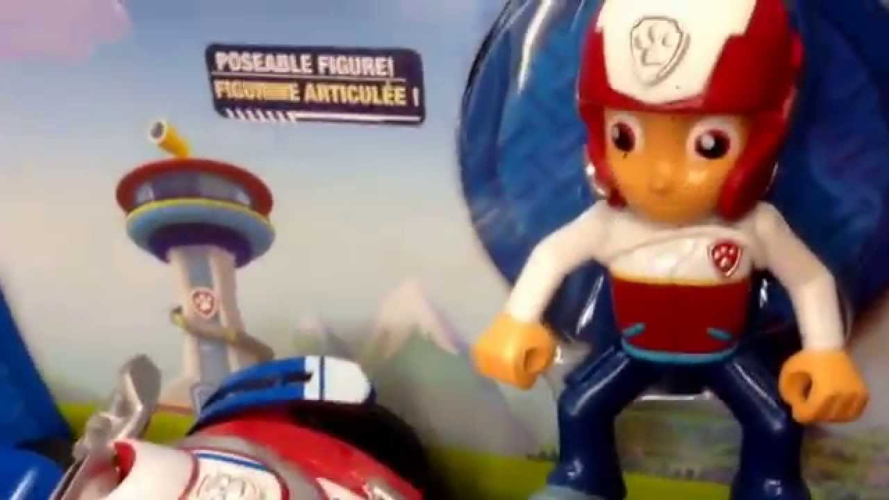 Like Toy Tv : Paw patrol quot ryder s rescue atv tv show character action