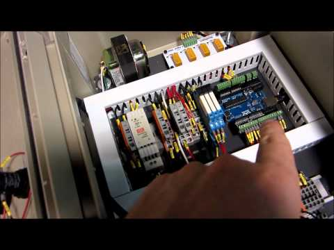 Arduino Water Control System