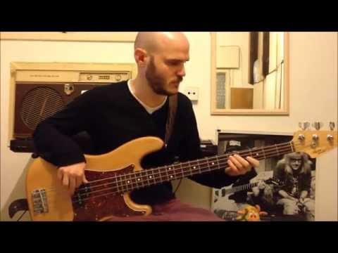 Mark Ronson - Uptown Funk 4 String