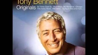 Watch Tony Bennett This Funny World video