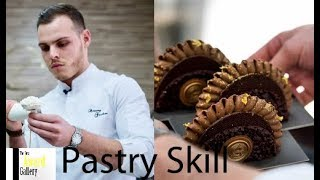 The Best Skill Pastry by Chef Amaury Guichon