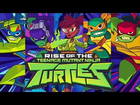 Rise of the Teenage Mutant Ninja Turtles 2018 - CHARACTERS & VOICE ACTORS REVIEW