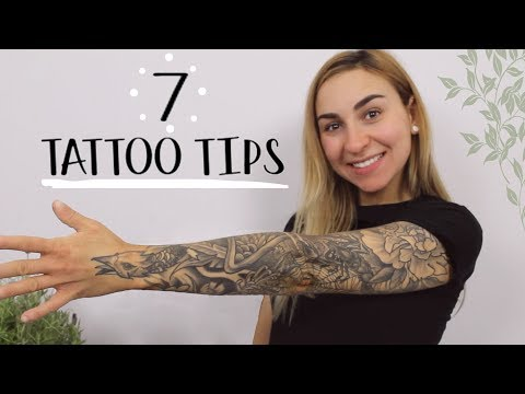 ❁ 7 TIPS For Getting a SLEEVE in 5 mins ❁