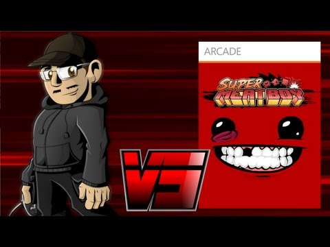 Johnny vs. Super Meat Boy