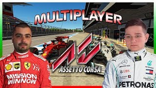 Assetto Corsa Multiplayer с ВАС !!!