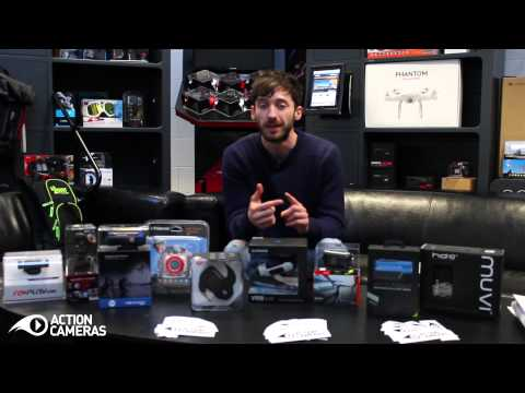 The Best Helmet Cameras For Action Sports Video - Christmas Gift Ideas 2013 video