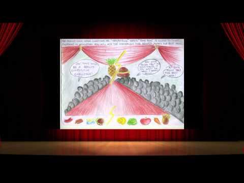 TIE2015 - Healthy food vs Junk food