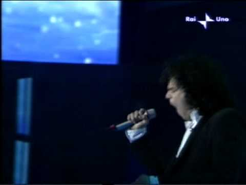 Francesco Renga - Angelo - live Sanremo 2005