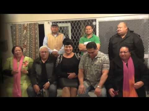 NZTRFA Ashley Tonga team up to promote rugby tournament