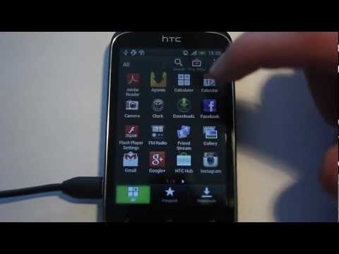 How to root HTC Desire C