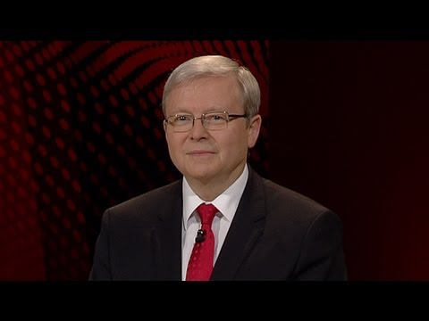 Q&A - Prime Minister Kevin Rudd