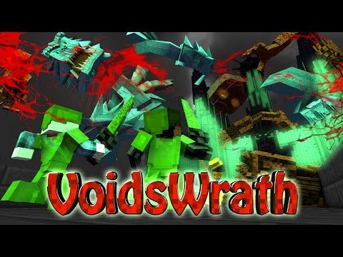 Minecraft TRILOGY FINALE Voids Wrath Modded Survival Finale Part 3 THE FINAL SIEGE